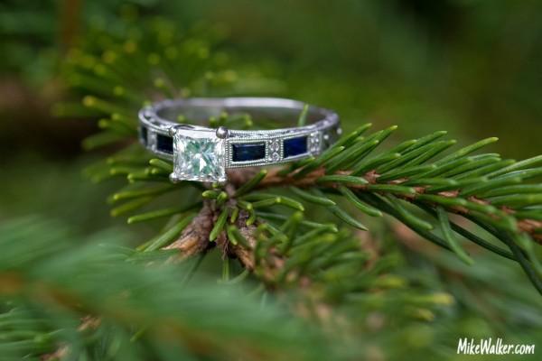 Marisa and Matt Engagement Ring