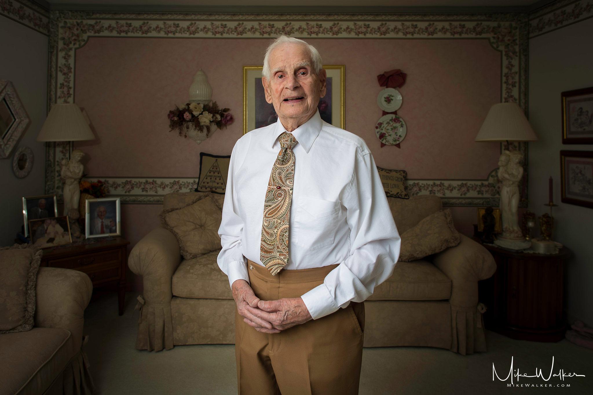Grandpa's Portrait
