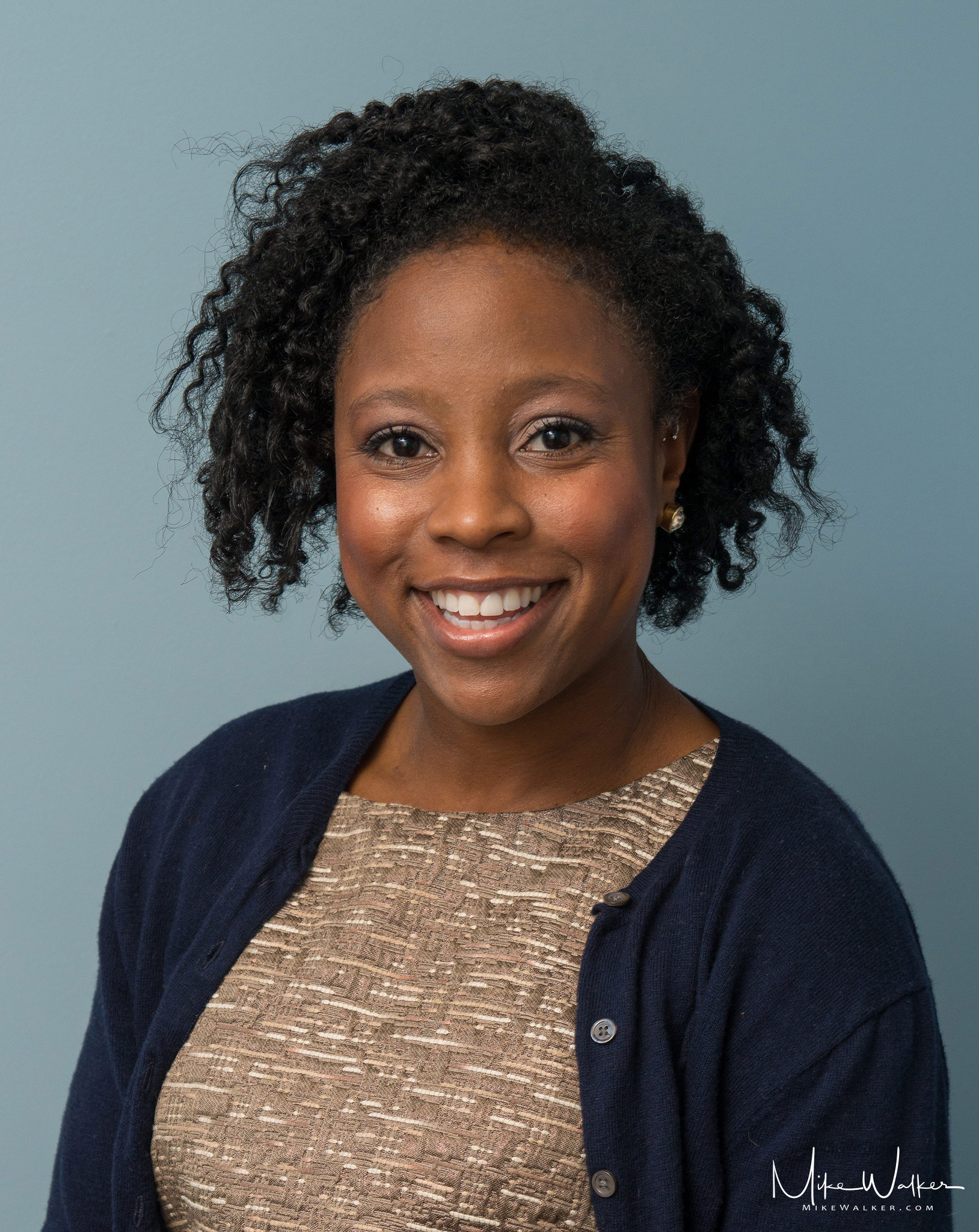 Corporate headshot for a psychology office in NJ. Photography by Mike Walker.